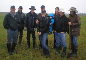 2009 Oct Forage Directors in the rain