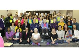 Divine Healing Hands Retreat Toronto March 15, 2015