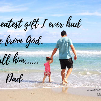 Celebrating dads who make a difference