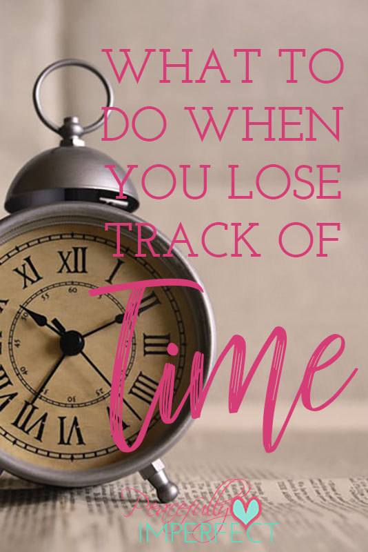 Lose Track of Time