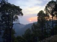 Sunrise Northern India