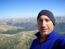 Summit Grays Peak