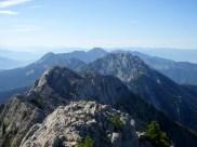 Ridge South of Sacagawea Peak