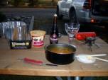 Cajun-Belgian Gormet Dinner