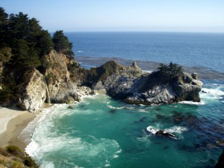 At Pfeiffer State Park