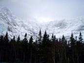 Katahdin's Ridge