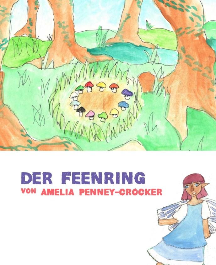German Cover - Der Feenring