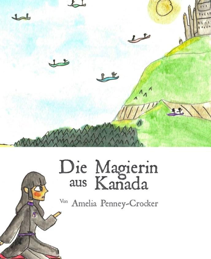 German Cover - Die Magierin aus Kanada
