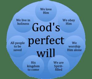 Godsperfectwill