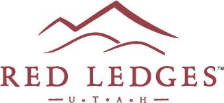 Red Ledges Logo - Red