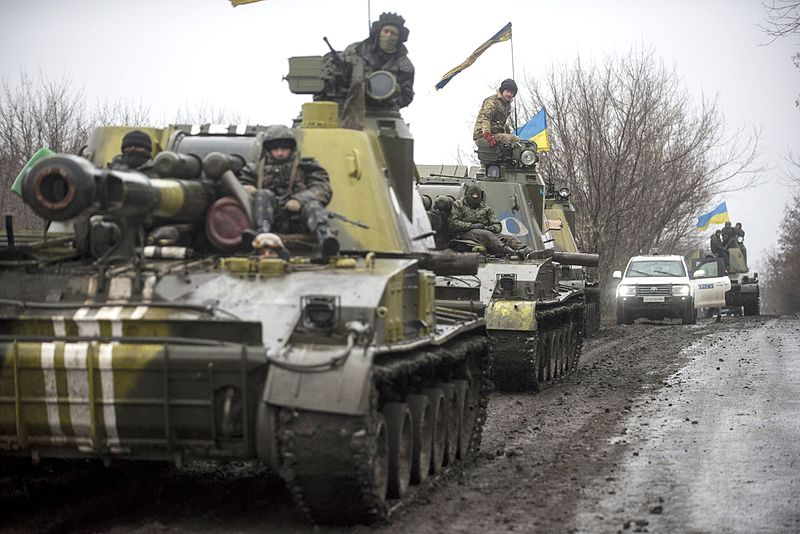 Photo by OSCE Special Monitoring Mission in Ukraine via Flickr