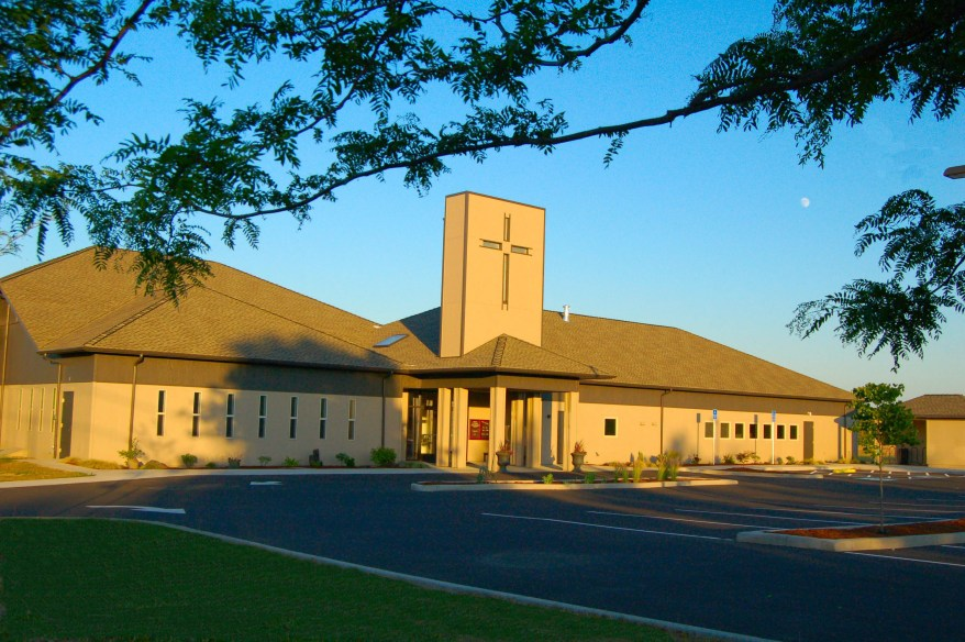 Peace Lutheran Church after remodel
