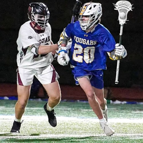 Updated Highlights: Jimmy Kennedy – Springfield (Pa.) 2023 Attackman – Club: Freedom