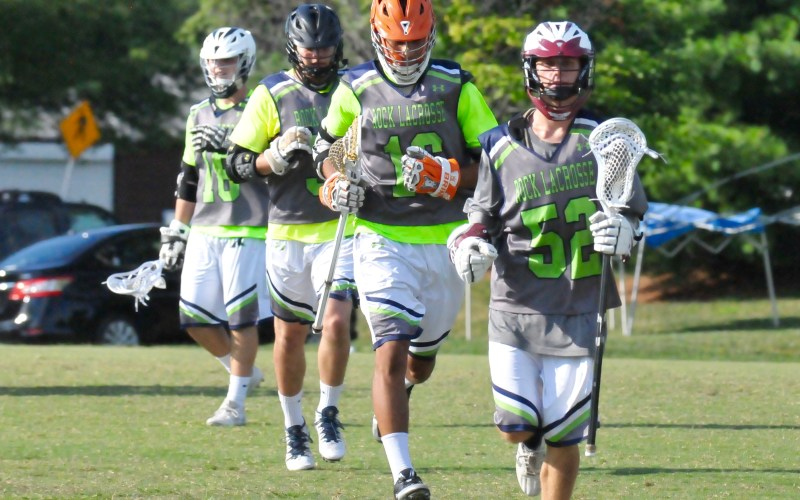 BREAKING – Rock Lacrosse Launches a National Team Platform for High School Teams