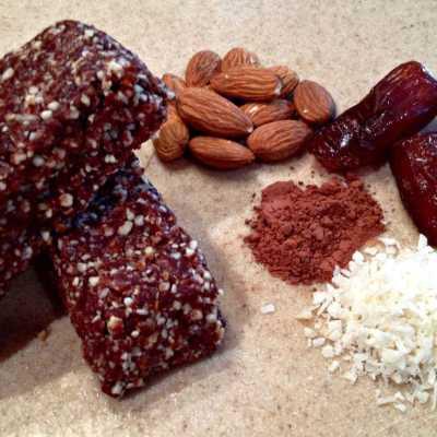 Copycat Lara Bars – Almond Joy Fruit and Nut Bars