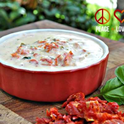 Sun-dried Tomato Coconut Cream Sauce