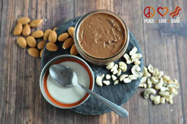 Keto Chocolate Nut Butter