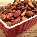 Spicy Buffalo Roasted Nuts