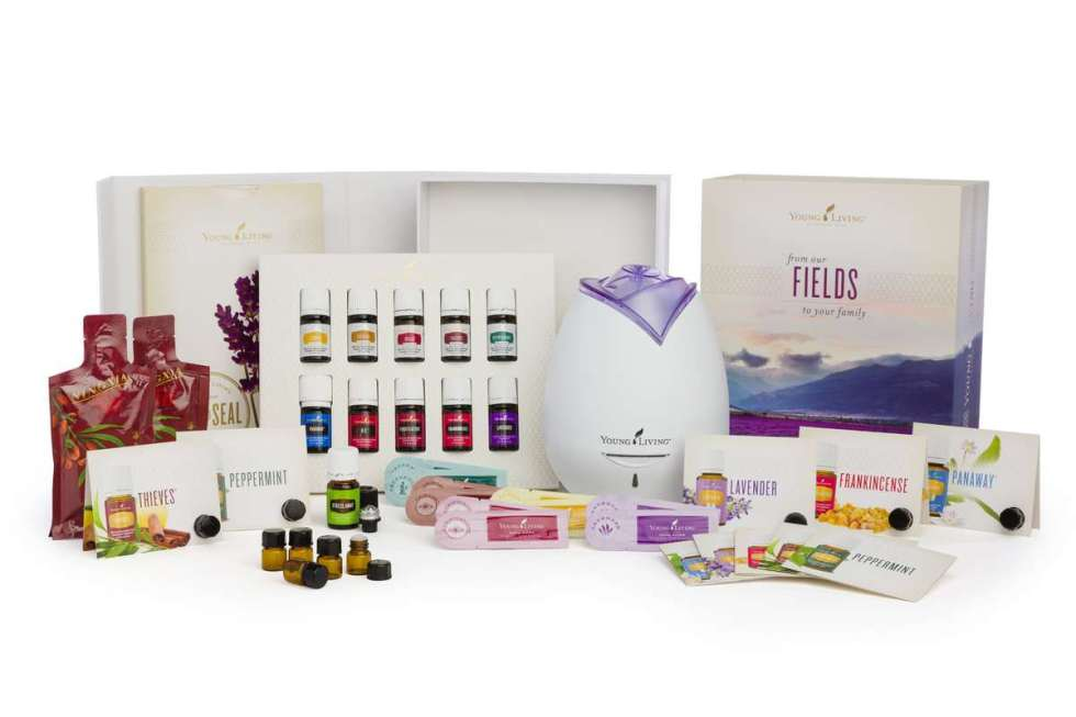 Young Living Essential Oils Premium Starter Kit | Peace Love and Essential Oils