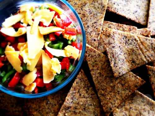 Low Carb Chili Doritos - Low Carb Chips and Crackers Recipe Round up | Peace Love and Low Carb