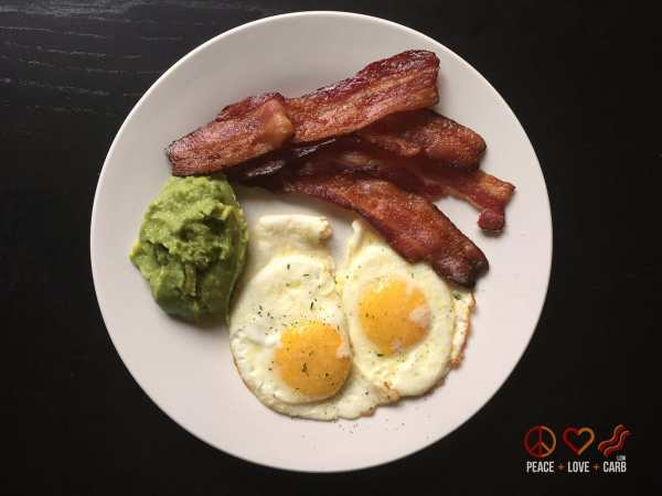 Breakfast Day 3 - My 100 Pound Journey | Peace Love and Low Carb