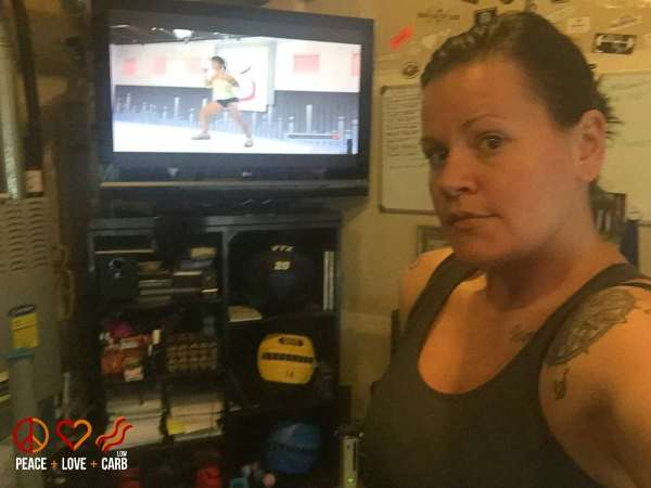 60 Minute Turbo Fire Workout - My 100 Pound Journey - Peace Love and Low Carb