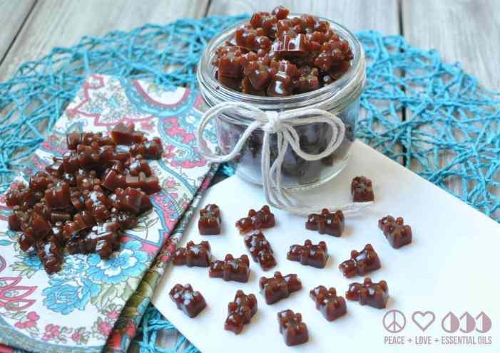 NingXia Red Gummy Bear Recipe - Low Carb, Gluten Free