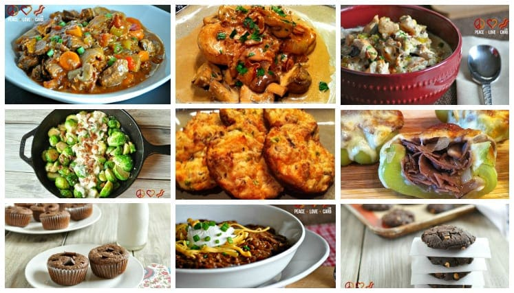 Peace Love and Low Carb's Most Popular Posts of 2015