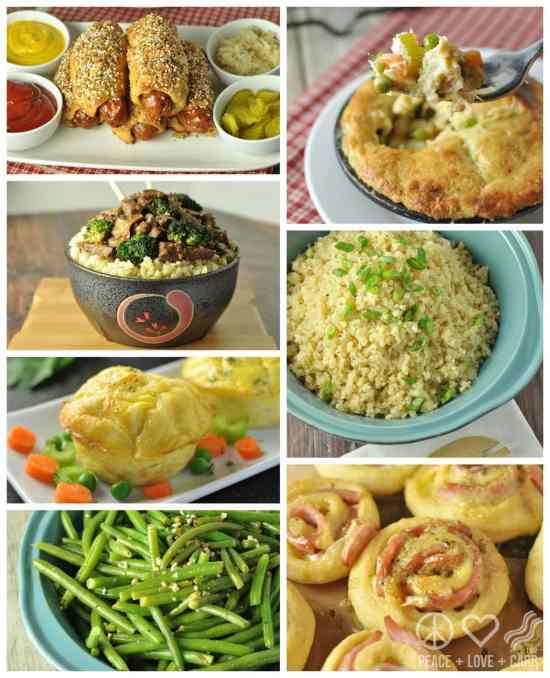 Peace Love and Low Carb Weekly Meal Plan   Peace Love and Low Carb