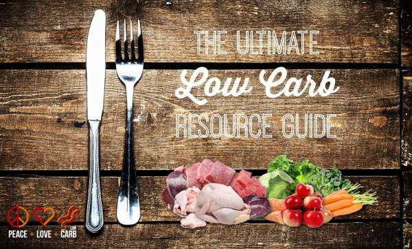 The Ultimate Low Carb and Gluten Free Resource Guide | Peace Love and Low Carb