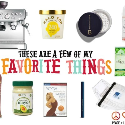 A Few of my Favorite Things – Week of 9/26