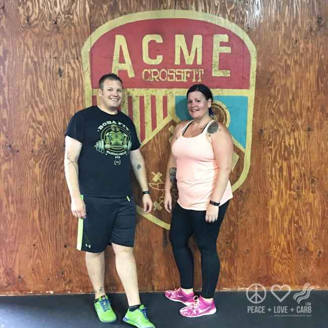 Our New Crossfit Gym | Peace Love and Low Carb