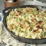 Low CarbTuna Casserole - This is my low carb, gluten free take on a traditional classic. You won't even miss the pasta.