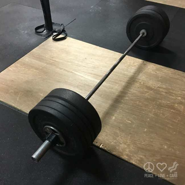 Wendler Deadlift Series   Peace Love and Low Carb