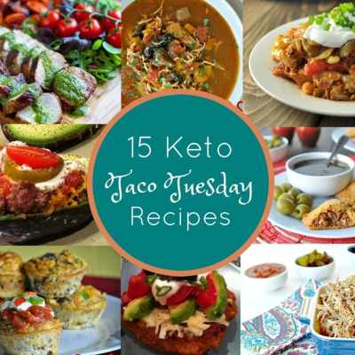 15 Low Carb, Keto Taco Tuesday Recipes