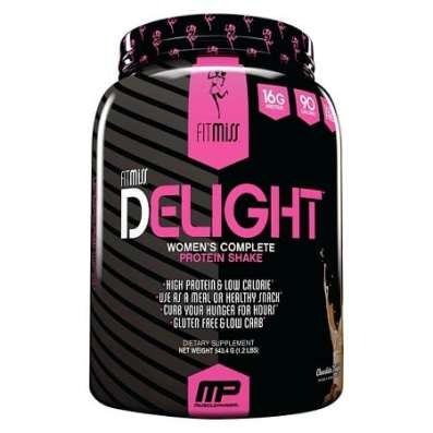 Fitness Delight Vanilla Chai Protein Powder