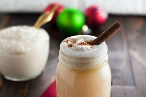 Keto Hot Buttered Rum Mix