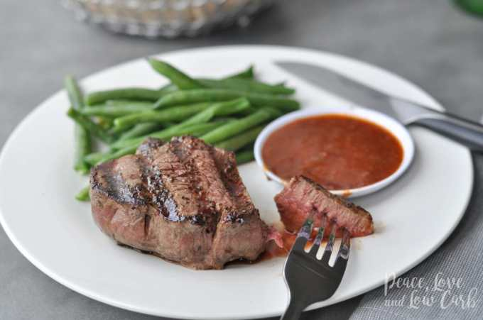 Low Carb and Gluten Free Steak Sauce and Marinade | Peace Love and Low Carb
