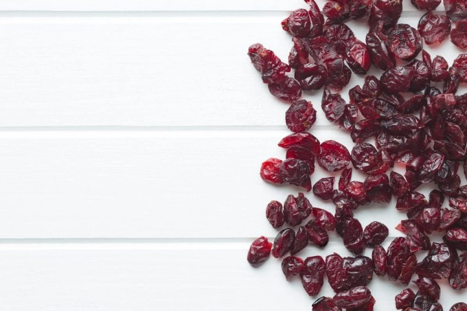 No Sugar Added Low Carb Dried Cranberries