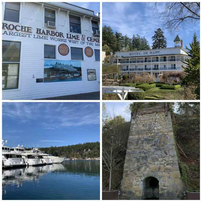 What to do In Roche Harbor San Juan Island | Peace Love and Low Carb