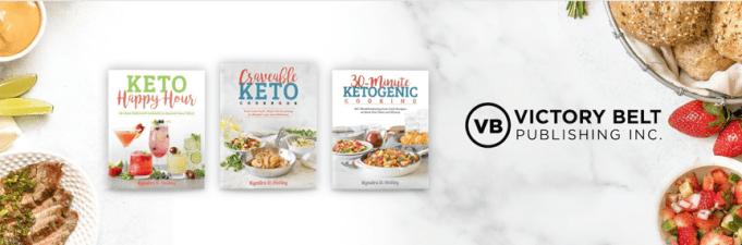 Keto Cookbooks by Kyndra D Holley