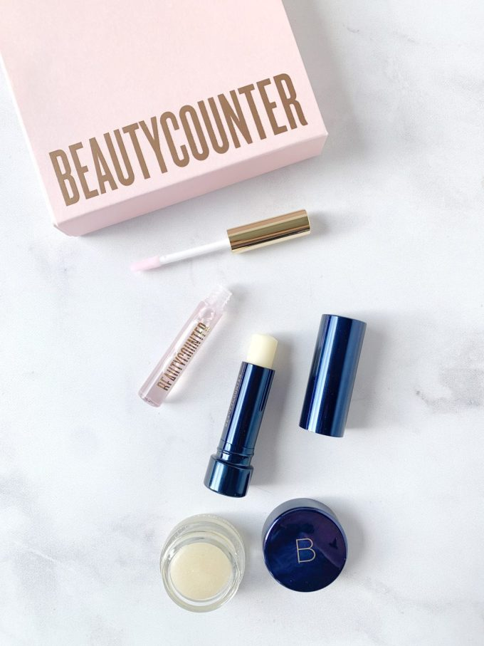 2019 Beautycounter Holiday Collection - Pout Perfecter Lip Care Set