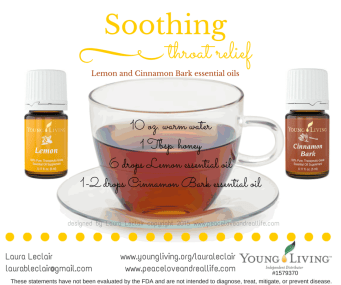Soothing Throat Relief