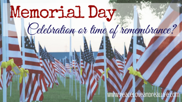 Memorial Day Post Graphic