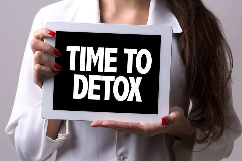 Detoxing Is The First Step In A Life Long Journey To Kick Alcohol