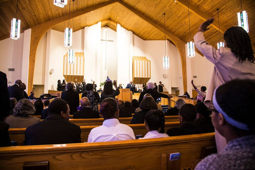 Inside Peace Missionary Baptist