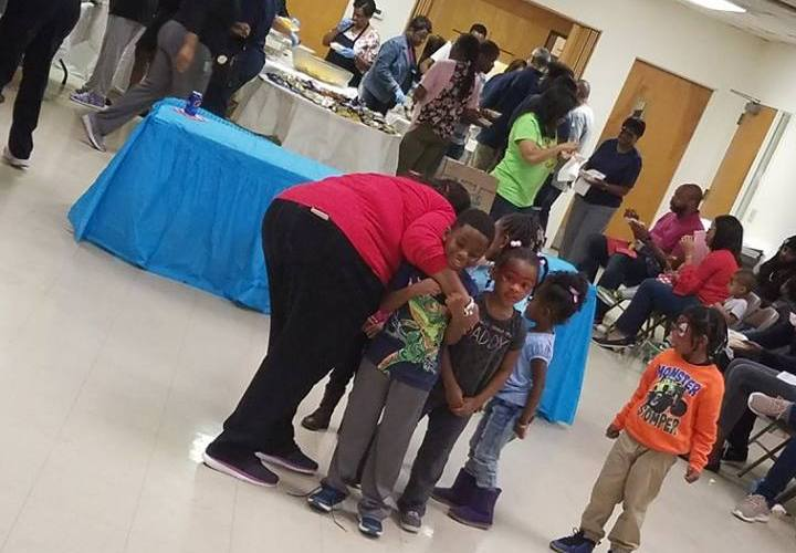 Game Night at Peace Missionary Baptist Church