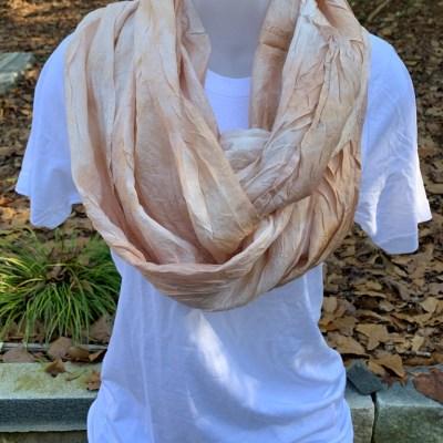 habotai scarf   cutch