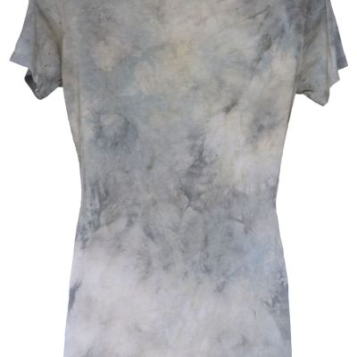Totally cool dyed Bamboo Scoop neck