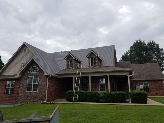 Gutter Installation in Northwest Arkansas